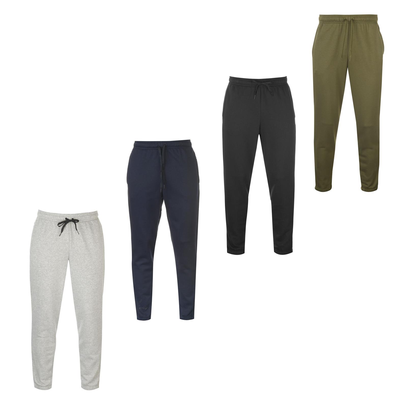 ADIDAS LINEAR tuttienamento Pantaloni Uomo Jogging Pantaloni Pantaloni Sportivi Jogging Fitness 3012