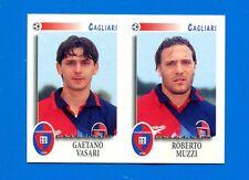 CALCIATORI PANINI 1997-98 Figurina-Sticker n. 435 -VASARI-MUZZI CAGLIARI-New