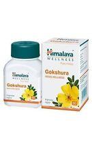 Gokshura Tablets | New Himalaya Pure Herbs Tribulus Terrestris | 100% Vegetarian