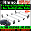 Barras portaequipajes Mercedes Sprinter x4 y Rodillo Rhino 2006-2017 L2-MWB H1-STD van