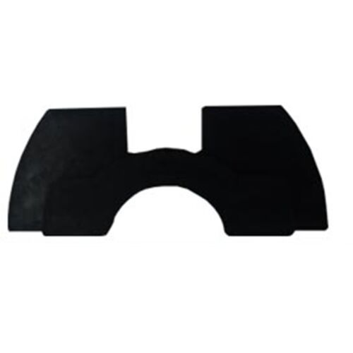 Avoid Damping Rubber Pad Black Folding Cushion for XIAOMI MIJIA M365 Scooters