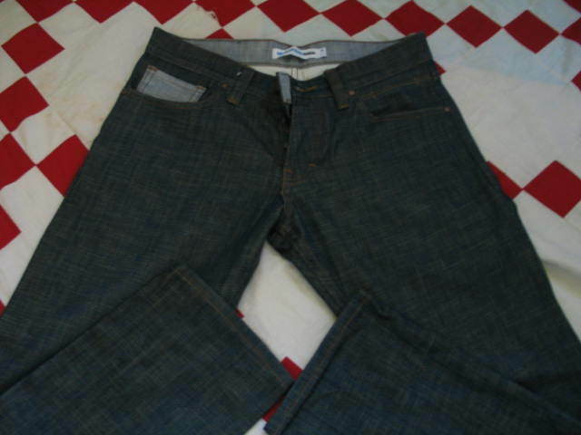 NINEGRAND MEN Denim jeans Made in USA size 32x32
