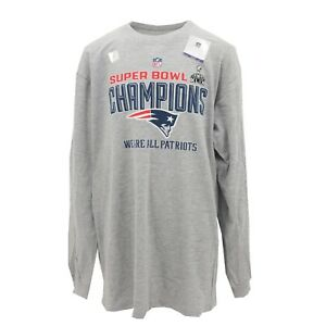 2014-Super-Bowl-XLIX-49-New-England-Patriots-NFL-Youth-Size-Long-Sleeve-Shirt