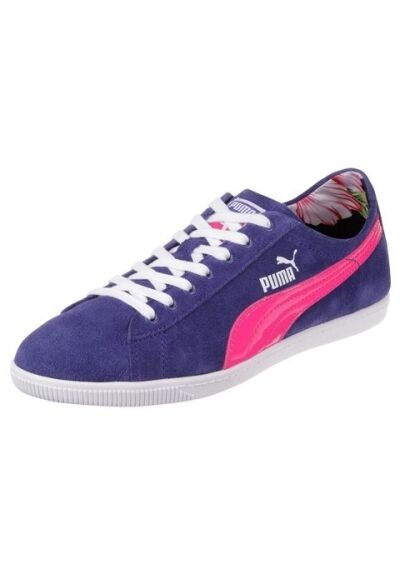 Puma Sneaker Glyde Lo Tropicalia Women ´S New Size 37 Purple Pink