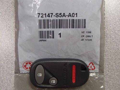 SEALED OEM Honda Civic Pilot Element Remote FOB 72147-S5A-A01 NHVWB1U523