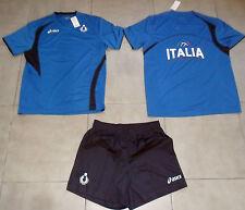 10440 FW13 MAGLIA MAGLIETTA SHORT XL ITALIA PALLAVOLO FIPAV ITALY VOLLEY SET