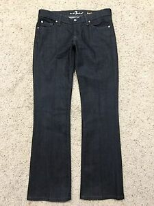 7 For Jeans Taglia Mankind All All 30 Bootcut 5 7 31 Jeans minuto inseam al Mankind Size Bootcut 5 30 31 For PaqSdpw