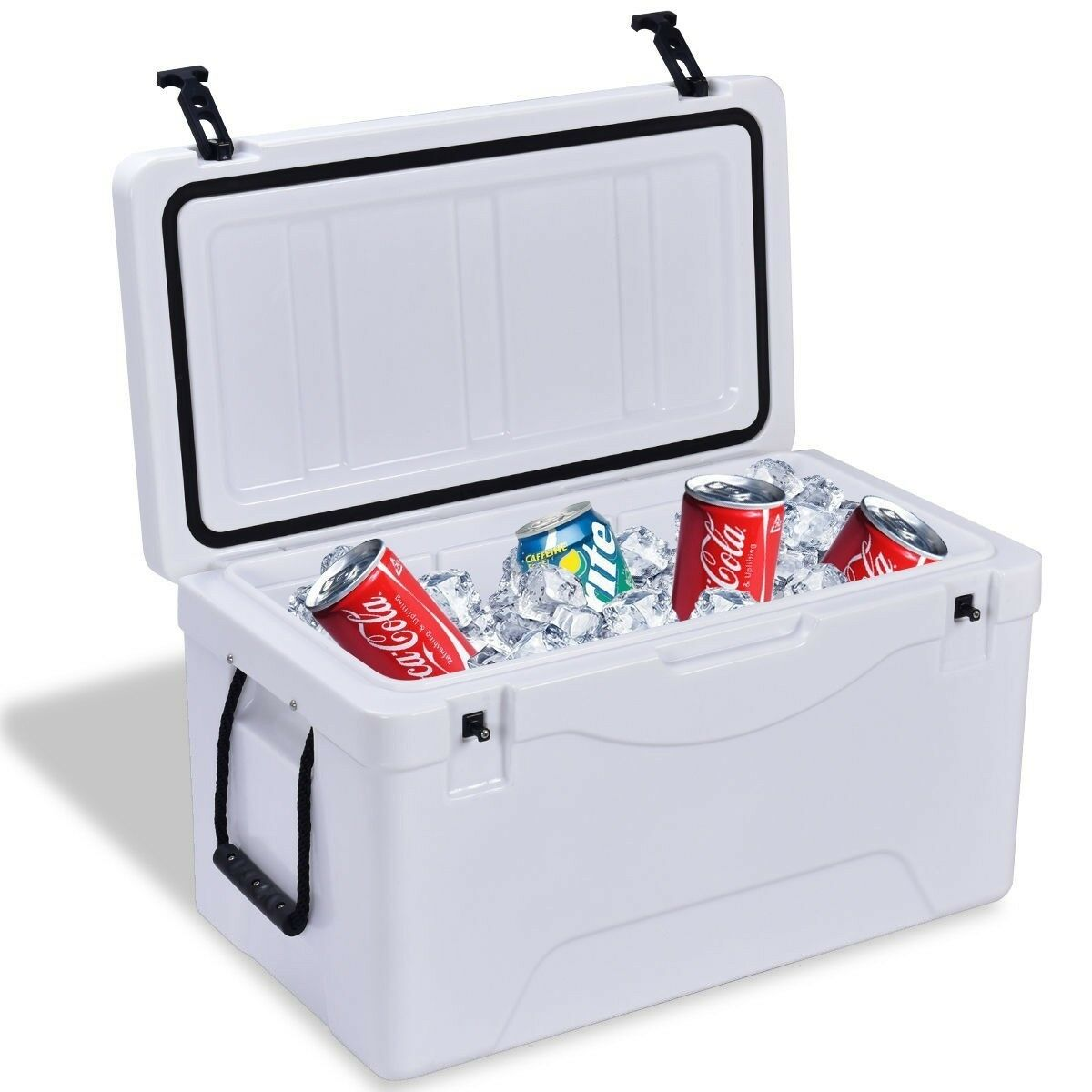 20 32 40 64 Quart Summer Outdoor Isolierter Fishing Hunting Ice Chest Cooler US