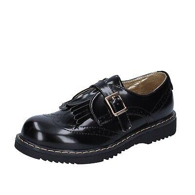 scarpe bambino ENRICO COVERI sneakers grigio pelle BX824