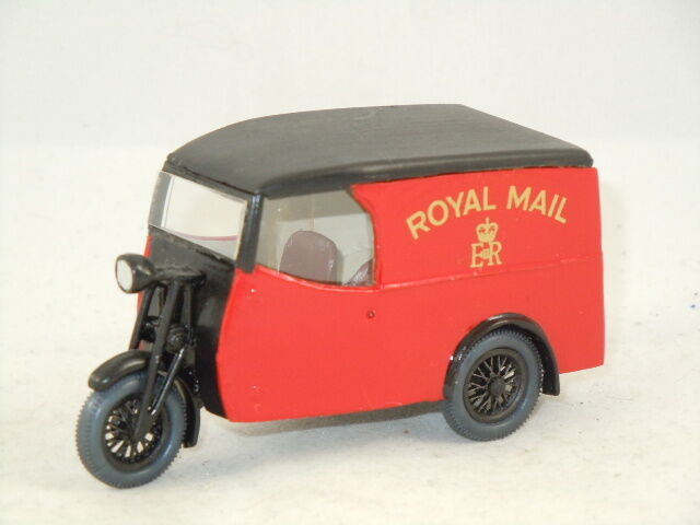 3 Wheel Royal Mail Delivery Car (Handbuild Model)