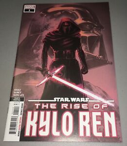 STAR WARS: THE RISE OF KYLO REN #1 Marvel 4TH PRINT Variant CLAYTON CRAIN