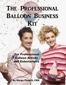 Details about Professional Balloon Business Contract Kit-PDF Revised  version 3
