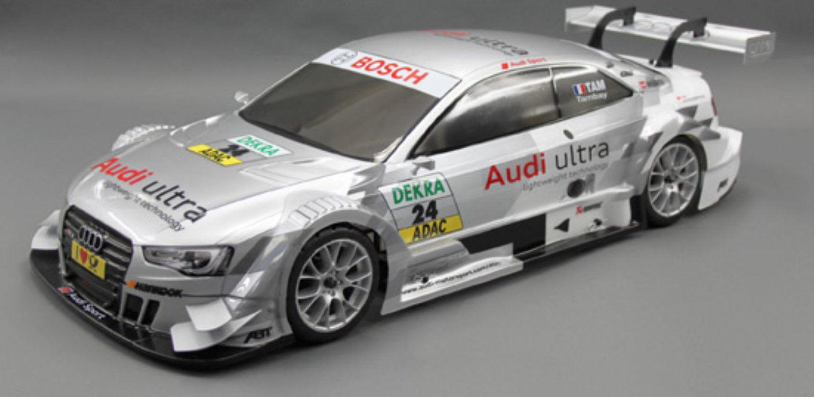 FG modellsport r Sports 530 4wd RTR AUDI RS5 LACADO DE GASOLINA 26ccm