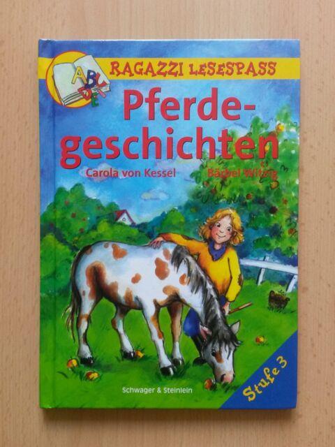 Ragazzi Lesespass - Pferdegeschichten - Carola von Kessel & Bärbel Witzig - Buch