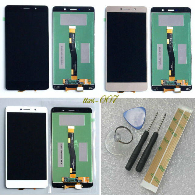 LCD Display Touch Screen Digitizer Glass Assembly Four Huawei Honor 6X 5.5