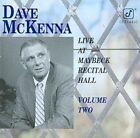 Live at Maybeck Recital Hall, Vol. 2 by Dave McKenna (CD, Jul-2004, Concord Jazz)