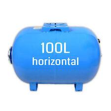 Ballon surpresseur 100l horizontal, cuve, réservoir surpresseur