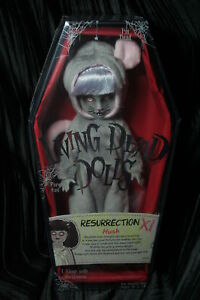Living-Dead-Dolls-Resurrection-Hush-Variant-Res-Series-11-Rat-New-LDD-sullenToys