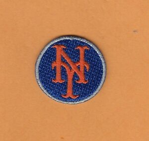 new york ny mets small logo patch hat polo shirt bags baby iron on