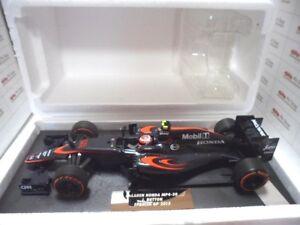 Min537151122 Par Minichamps McLaren Honda Mp4-30