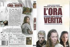 L'ORA DELLA VERITA' (2004) dvd ex noleggio
