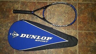 New Dunlop 500G Hotmelt 102 500 G tennis racket $189 increase sweet spot super