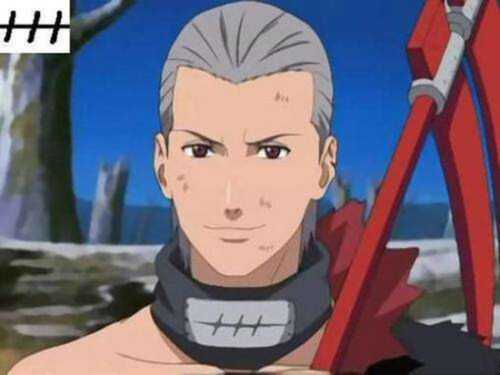 Naruto Akatsuki Hidan Anime Short Gray Hair Cosplay Wig