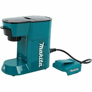 Details About Makita 18v Espresso Machine Cordless Mains Coffee Maker Dcm500z Fs