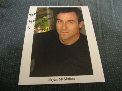 """Bryan McMahon Actor Autographed Signed 8X10 Photograph """"Mad Money"""""""