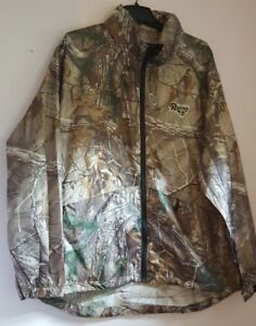 detailed look c9aef 93095 Details about 4XL New ST. Louis Rams Realtree Xtra NFL Windproof  Windbreaker Jacket Camo Coat