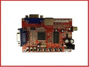 VGA-to-CGA-Converter-Arcade-MAME-Multicade