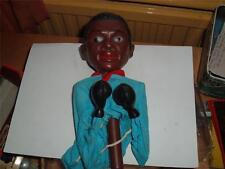 BLACK BOXING PUPPET ? HANDS WORK HONG KONG PLASTIC QUITE GOOD SEE THE PHOTOS