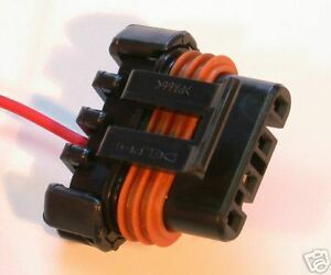 ls1 alternator wiring connector f body p032 ebay. Black Bedroom Furniture Sets. Home Design Ideas