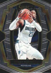 2018-19-Select-Basketball-189-Wesley-Matthews-Dallas-Mavericks