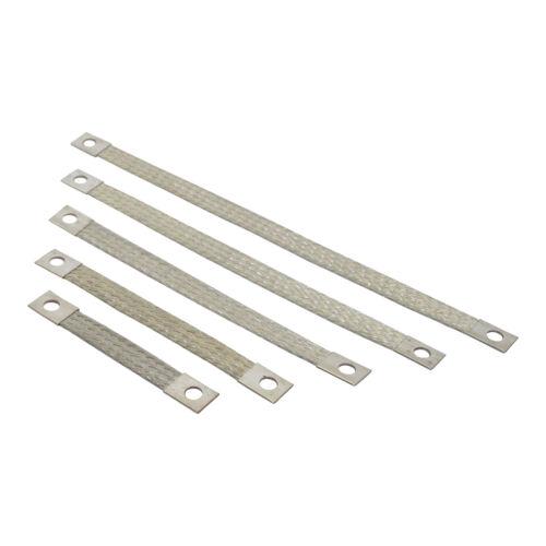 250mm 10 Stück Erdungsband Batteriemasseband Masseband Querschnitt 16mm² Länge