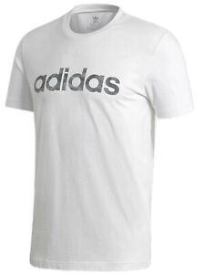 Men's Adidas T-Shirt, Camo Logo Tee Top - White