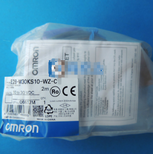 1PC New Omron E2B-M30KS10-WZ-C2 Proximity Switch Free Shipping