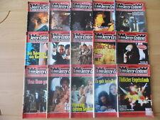 """15 """"Bastei"""" Jerry Cotton - Romane in Einzelheften Paket 42"""