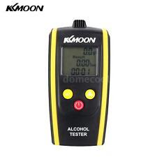 KKmoon Digital Alcohol Breath Tester Breathalyzer Analyzer Detector Test W9X3