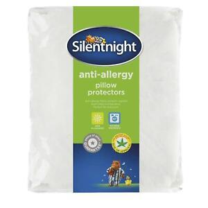 Silentnight-Anti-allergies-oreiller-Protecteur-2-Paire-Pack