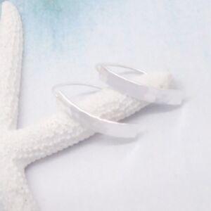 Gehaemmert-Avantgarde-Design-Haenger-Ohrringe-Ohrhaenger-925-Sterling-Silber-neu