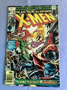 Uncanny-X-Men-105-VF-7-5-Firelord-vs-Phoenix