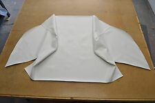 1971 71 1972 72 CHEVELLE CONVERTIBLE WHITE WELL LINER USA MADE TOP QUALITY