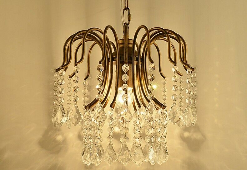 E624 European Diameter 33CM 1 Light Decoration Ceiling Light Chandelier Lamp S