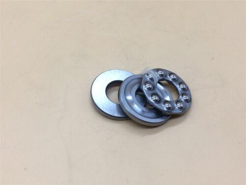 10pcs Axial Ball Thrust Bearing F6-14M 6mm*14 mm*5 mm 6×14× 5mm SN-T