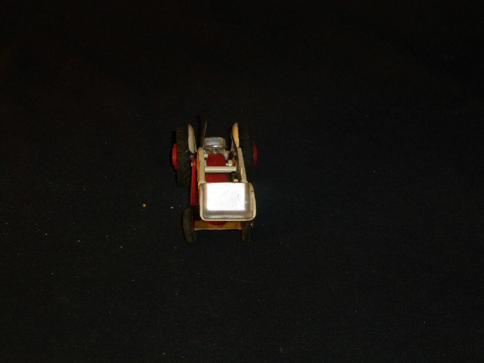CORGI MASSEY FERGUSON 65 65 65 TRACTOR WITH SHOVEL NO Box 2b29a9