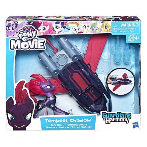 My Little Pony Guardians of Harmony The Movie Tempest Shadow Sky Skiff Playset