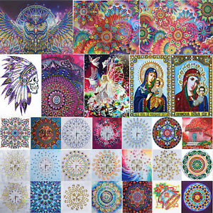5D-Full-Part-Drill-DIY-Diamond-Painting-Embroidery-Cross-Crafts-Stitch-Kit-Decor