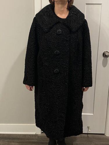 Black Top Coat (1x)