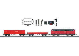 "Märklin 29060 Digital-start Conditionnement ""train époque V"" Avec Ms 60657 #neu En Ovp #-ackung ""güterzug Epoche V"" Mit Ms 60657 #neu In Ovp# Fr-fr Afficher Le Titre D'origine"